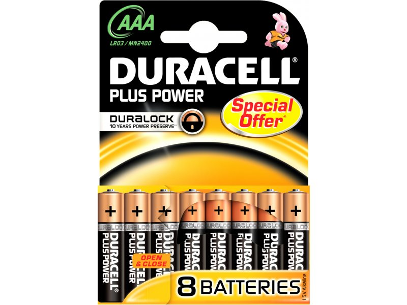 duracell marketing mix