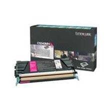 Tooner Lexmark C5240MH, 5000 pages, Laser...
