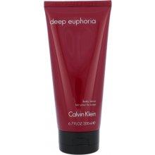 Calvin Klein Deep Euphoria, ihupiim 200ml...