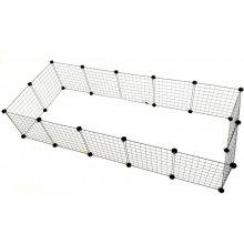C&C Modular dog kennel 180x75 cm