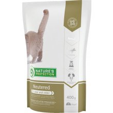 NP SP Natures Protection Neutered 400g toit...
