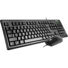 Клавиатура A4TECH и мышь set KRS-83+OP-720D...