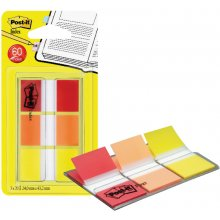 3M Indeksid Post-it 680-ROY, 25,4x43,2mm...