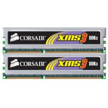 Mälu Corsair DDR3 4GB PC 1333 CL9 KIT...