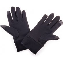 Natec Touchscreen gloves, Polar, чёрный
