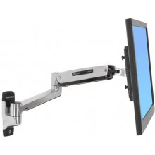 Ergotron LX Sit-Stand Wall Mount LCD Arm...