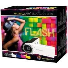 Videokaamera EASYPIX DVC5227 Flash valge...
