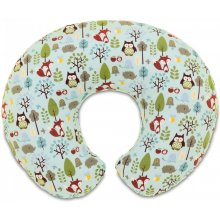 CHICCO Boppy pillow for feeding Woodsie