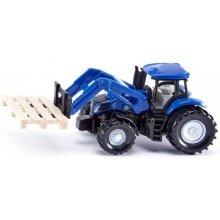 SIKU Tractor с pallet forks
