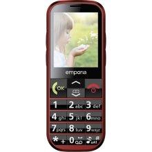 Mobiiltelefon Emporia ECO punane