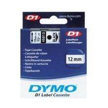 Tooner Dymo D1-Schriftband 12mmx7m must auf...