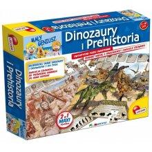 Liscianigiochi Geopuzzle dinosaurs Little...
