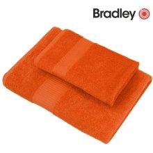 Bradley Froteerätik 100x150 oranž