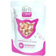 Brit Care Cat Seabream 80g
