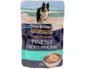 Fish4Dogs F4D KOERA PASTEET FINEST TROUT...