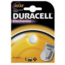 DURACELL CR2032, liitium, 1 pc(s)