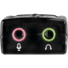 Звуковая карта Hama USB-Soundkarte 7.1...
