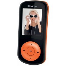 Sencor SFP 5870BOR Odtwarzacz MP3,MP4,8GB,FM