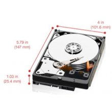 "WESTERN DIGITAL Internal HDD WD Red 3.5"" 2TB..."