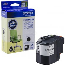 Tooner BROTHER Ink LC229XLBK black XL...