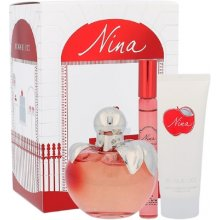 Nina Ricci Nina, Edt 80ml + 10ml Edt Roll-on...