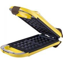 Princess Waffle maker flip 132400 kollane...