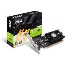 Videokaart MSI GeForce GT 1030 2GB OC DDR5...