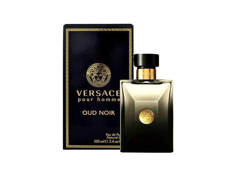 Versace Pour Homme Oud Noir 100ml Eau De Parfum для мужчин Quumeu