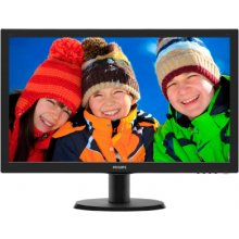 Монитор Philips 243V5LSB, 23.6, 1920 x 1080...