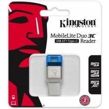 Kaardilugeja KINGSTON MobileLite Duo 3C
