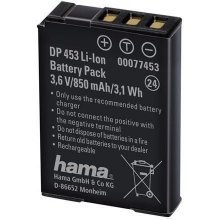 Hama Li-Ion-Akku DP 445 3,6V/580MAH PAN...