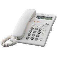 Телефон PANASONIC KX-TSC11FXWCorded phone...