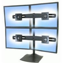Ergotron DS100 Quad Monitor Desk Stand DS...