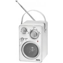 Радио AEG MR 4144 Monoradio белый