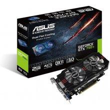 Видеокарта Asus GeForce GTX 750 Ti 2GB GDDR5