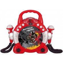 Магнитола Soundmaster KCD46RO красный