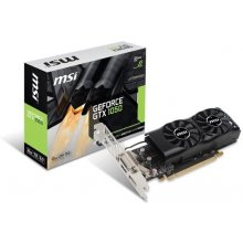 Видеокарта MSI GTX1050 2GT LP 2048MB, PCI-E...