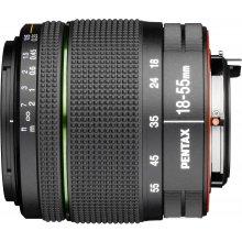 PENTAX smc DA 18-55mm f/3.5-5.6 AL WR...