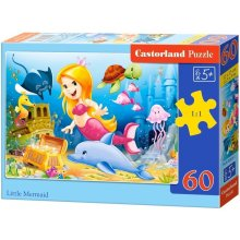 Castor 60 ELEMENTS Little Mermaid