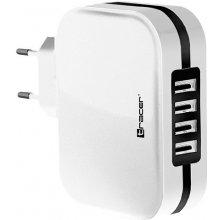 TRACER зарядное устройство 230V 4xUSB 6.8A...