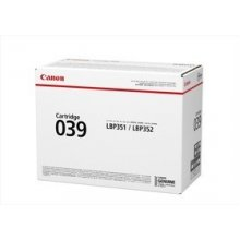 Tooner Canon Toner Cartridge 039 black