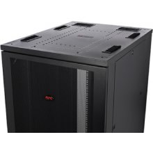 APC AR2480 NS SV 42U 800x1060MM W/SIDES BL