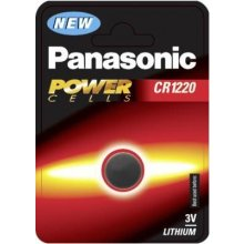 PANASONIC 1 CR 1220 liitium Power