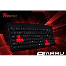 Thermaltake Tt eSPORTS gaming клавиатура -...