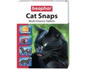 Beaphar Cat Snaps Комплексная пищевая...
