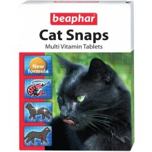 Beaphar Cat Snap vitamiin kassidele 75tk