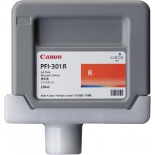 Тонер Canon PFI-301R Tinte красный