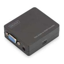 Assmann/Digitus VGA zu HDMI Konverter