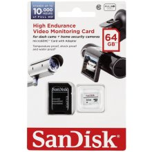 Флешка SanDisk SD CARD MICRO 64GB SDXC