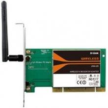 D-LINK juhtmevaba N 150 PCI Desktop adapter...
